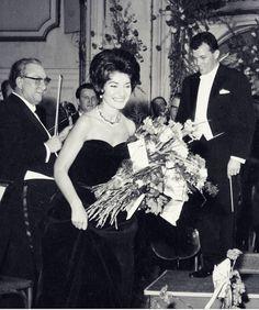Maria Callas - Hamburg (1962)
