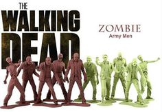 The Walking Dead Zombie Army
