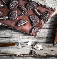 Keks trifft No Bake Käsekuchen - eure Geschmacksnerven werden vor Freude Purzelbäume schlagen.