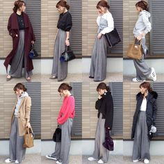 Fashion Style How To Look Great – Designer Fashion Tips Fashion 101, Japan Fashion, Look Fashion, Hijab Fashion, Daily Fashion, Fashion Dresses, Womens Fashion, Fashion Design, Oufits Casual