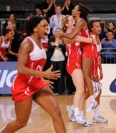 England Netball beat Australia in the international series - INCREDIBLE game sad I wasn't there 😞😃 glad they won tho! England Netball, The Incredibles, Australia, Sports, Recovery, Sad, Training, Products, Hs Sports