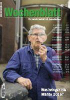 Folge 01 / 2016 – Was bringen die Märkte 2015?