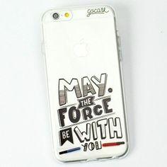 Capinha para celular Star Wars