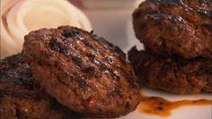 Giada De Laurentiis - Burgers a la Pizzaiola