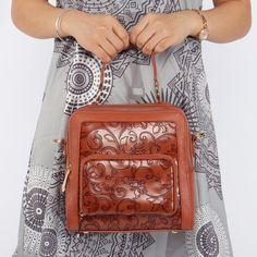 Borsa a mano marrone Guess #guess #borsa #bag #marrone