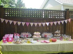 Pink Lemonade Baby shower ideas, recipe links, and printables