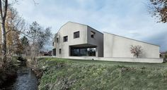 Review: Haus am Bach - dolmus architekten
