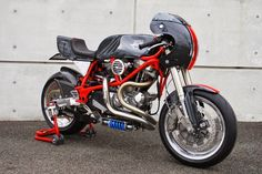 Buell '97 S1 Lightning by Ken's Factory
