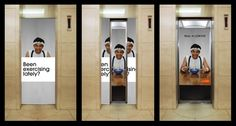 elevator ads - Google Search