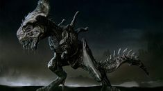 This Xenomorph T. rex is the Dino Hybrid We've Been Waiting For