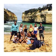 Great Ocean Road #roadtrip #teepee #greatoceanroad #australia #beach #squad #surfing #imapro #bellsbeach by elliehurstfrost http://ift.tt/1KnoFsa