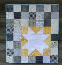 10 Free Star Patterns.  I love this Star Bright Quilt