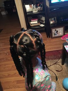 hairstyles buns hairstyles with afro puff hairstyles sims 4 braided hairstyles with weave hair vikings hairstyles 2019 pictures braided hairstyles for 3 year olds hairstyles quotes Little Girls Ponytail Hairstyles, Little Girl Ponytails, Girls Natural Hairstyles, Baby Girl Hairstyles, Kids Braided Hairstyles, Girls Braids, Braided Updo, Braided Crown, Hairstyles Games