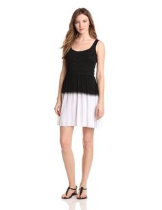 Bailey 44 Womens Indus Dress, White, Small | Traveling Of Life