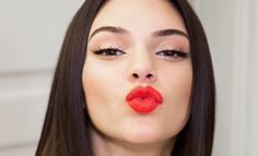 Kendall Jenner Has Designed A Hero Red Lipstick | Beauty Products | Grazia Daily