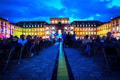 Schlossfest Universität Mannheim