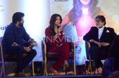 Shilpa Shetty launches her book in the presence of Amitabh Bachchan, Anil Kapoor and Varun Dhawan