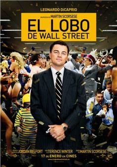 Crítica de El Lobo de Wall Street, enorme película de Martin Scorsese con un soberbio Leonardo DiCaprio #ellobodewallstreet #oscars2014