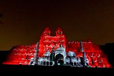 Things to do in Delhi - Sound & Light Show at Old Fort (Purana Qila) #India #travel