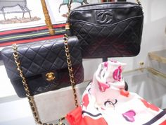新入荷VINTAGE CHANEL BAG vol.3
