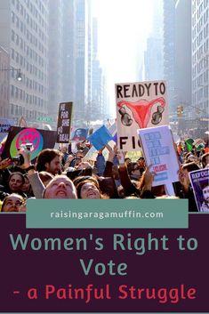 Women's Right to Vote   Women's Suffrage