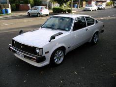 ISUZU Gemini 1974-1987