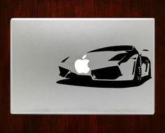 Apple Lamborgini Macbook Pro / Air 13 Decal Stickers
