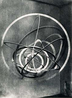 Aleksandr Rodchenko, Hanging Sculpture, 1920
