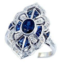 18K White Gold Diamond Accents and Blue Sapphire Vintage ... https://www.amazon.com/dp/B015KZ16T8/ref=cm_sw_r_pi_dp_oR1CxbRCH0S0R