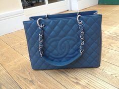 Chanel GST in Blue (pre-fall)