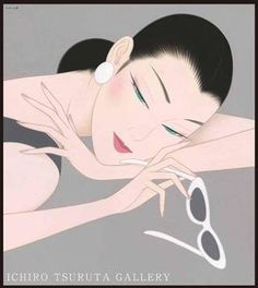 Ilustrador / Ichiro Tsuruta.