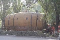 Wine Restaurant, Yerevan, Armenia