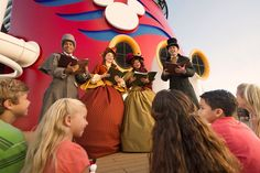 How to Have a Very Merry Time with Disney Cruise Line
