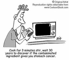 Microwave Oven Dangers Prophecy Sted Bobs Perspective On Earth Changes And Our New