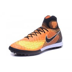 new style da006 6d7f0 Best 2017 Nike MagistaX Proximo II TF Orange Black Football Shoes