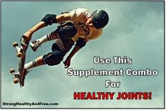 In this article I will discuss a supplement combo you can use for joint health, satety concerns and why a Joint Health Stack is a must for healthy joints!