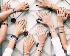 Unsere Armbänder sollen dein Anker im Alltag sein und dich täglich daran erinnern, dass du deinen Fokus nicht verlierst und deine Ziele erreichen kannst.  #gedankenkraft #mindsetiseverything #spiritualgangster #finejewelry #yogaschmuck #gedankentanken Watches, Bracelets, Accessories, Achieving Goals, Anchor, Wristwatches, Clocks, Bracelet, Arm Bracelets