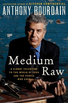 """Anthony Bourdain, famous for his travel show 'No Reservations', puts on paper a curmudgeon yet amusing take on his experiences since rising to fame as author of the book 'Kitchen Confidential'. He touches on everything from """"The Life"""" in the restaurant business and his addictions, to  Celebrity Chefs and fatherhood. It's written exactly as you would expect from someone living  out of a suitcase for the past 10+  years and gives insight into the restless mind of a man hooked on food porn who…"""