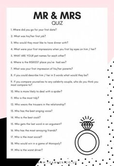 Wedding Anniversary Party Games Cute Ideas 54 Ideas Wedding Anniversary Party Games Cute I Anniversary Party Games, 25th Wedding Anniversary, Anniversary Surprise, Second Anniversary, Anniversary Ideas, Wedding Reception Games, Wedding Shower Games, Newlywed Game Questions, Hen Night Ideas