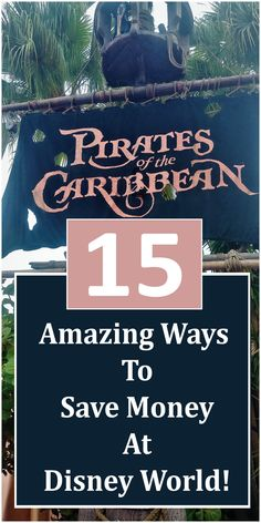 Are you planning an upcoming trip to Disney World? Want to save some extra money while you are there? We've put together a list of 15 ways to save money at Disney World so you can enjoy your trip even more! |Save money at Disney World| Disney World travel| Ways to save at Disney World| Disney World Vacation, Disney Cruise Line, Disney Vacations, Disney Travel, Disney On A Budget, Disney Planning, Disney World Tips And Tricks, Disney Tips, Disney With A Toddler
