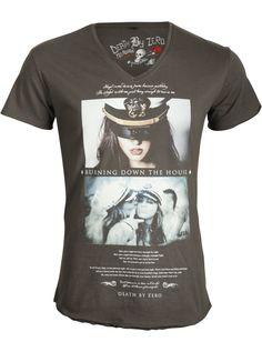 Death By Zero Cool Shirts, Zero, Death, Graphic Design, My Style, Mens Tops, T Shirt, Fashion, Supreme T Shirt