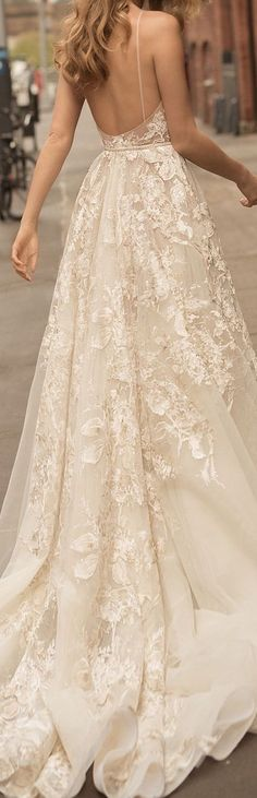 Berta Wedding Dress Collection Spring 2018. Love, love, love this dress