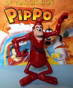 """il mio eroe pippo - Bigfoot from """"A Goofy Movie"""""""