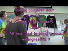 Rolling Laughter Hour at The Whole Wheatery