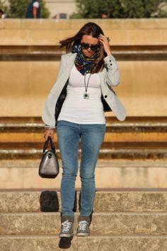 Casual Urban Outfit  - Lifeloversbcn Blog