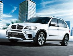 """A little more realistic of a """"mom car"""" - BMW X5"""