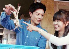 Who Are You: School 2015 | Kim So Hyun | Yook Sung Jae | Kdrama | Gif It's Okay That's Love, Cute Love, Yook Sungjae, Btob, Kdrama, Who Are You School 2015, Master's Sun, Moorim School, Kim Sohyun