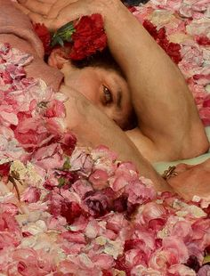 Sir Lawrence Alma-Tadema,The Roses of Heliogabalus (1888) details.