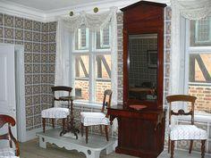 Kulturen i Lund - Professorenhaus - Wohnzimmer - Wikimedia Commons