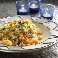 Couscous mit Möhren